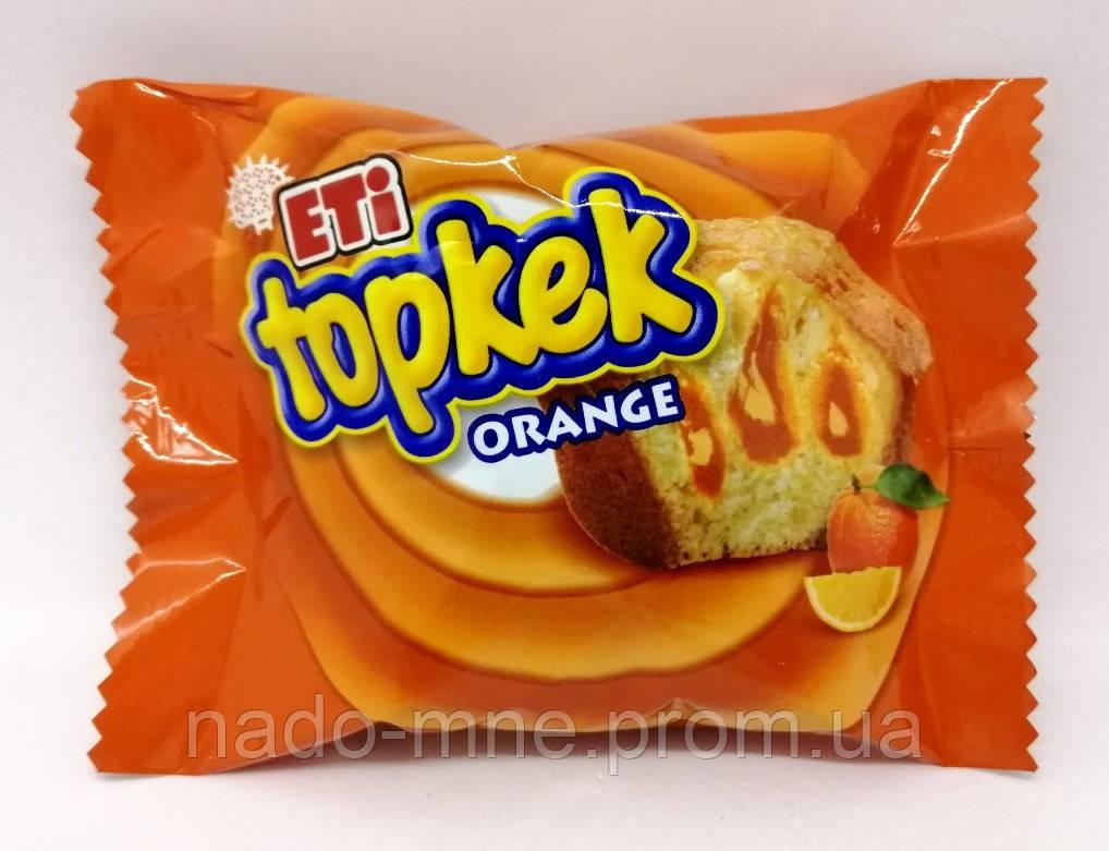 Кекс Topkek апельсин, 50 г