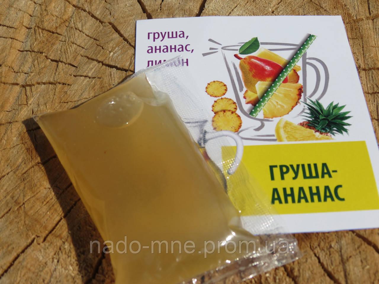 Лимонад груша-ананас Frullato натуральный, 40 г