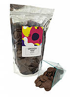 Шоколадні чіпси молочні (монетки)(15 кг)