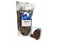Шоколадні чіпси молочні 30% какао Люкс Україна 0,5 кг, фото 1