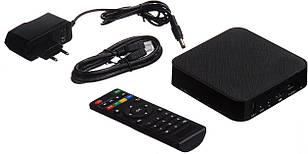 Медиаплеер приставка Android TV Box SMART TV T96X 1gb\8gb S905W