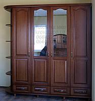 """Шкаф деревянный для одежды """"Квартет-2"""" sh4.2"""