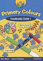 Primary Colours 1. Vocabulary Cards
