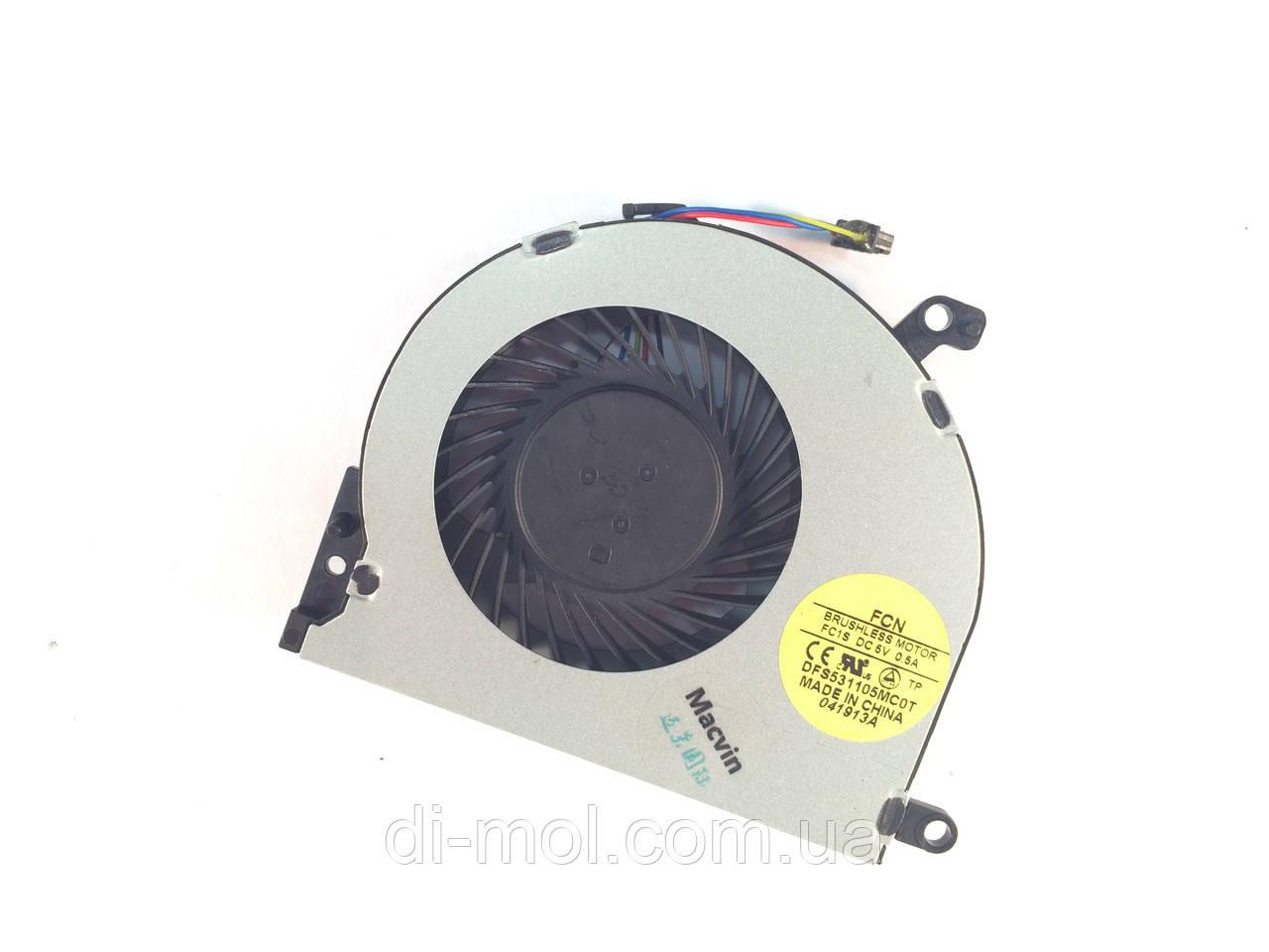 Вентилятор для ноутбука HP Envy m4-1000 series, 4-pin