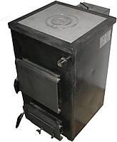 Твердотопливный котел с варочной поверхностью Максим 12 К (12 кВт)