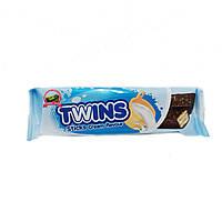 Шоколадные вафли twins молочные, фото 1