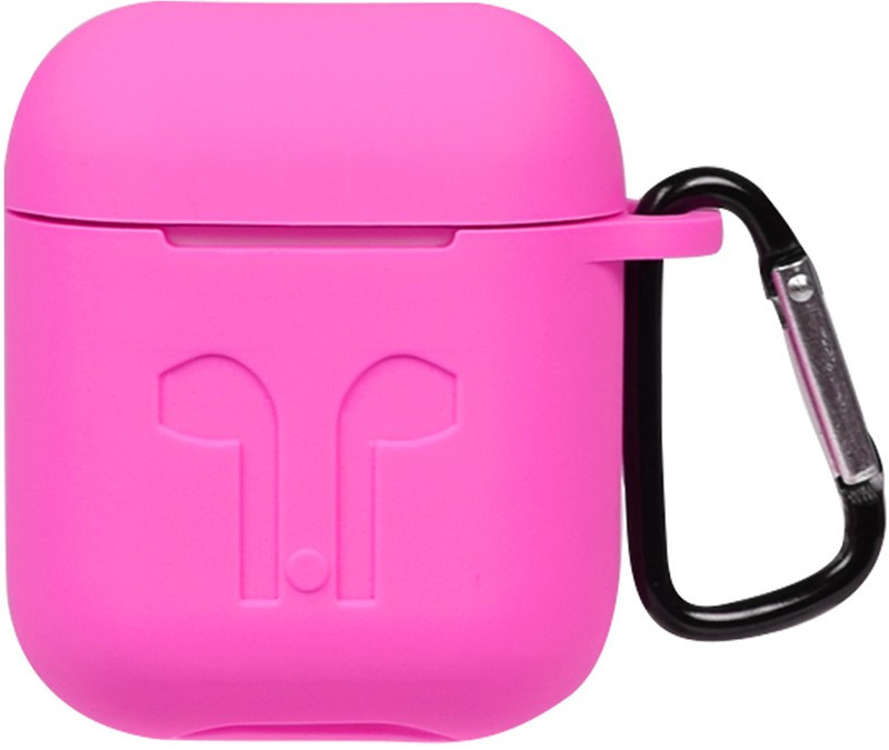Кейс TOTO 1st Generation Thick Cover Case AirPods Rose Red #I/S