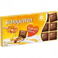 Шоколад Schogetten Йогурт и Мёд