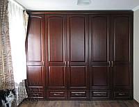 """Шкаф деревянный для одежды """"Квинтет-1"""" sh5.10"""