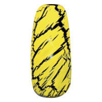 NE-6T Трескающийся лак для ногтей № 9 (желтый)