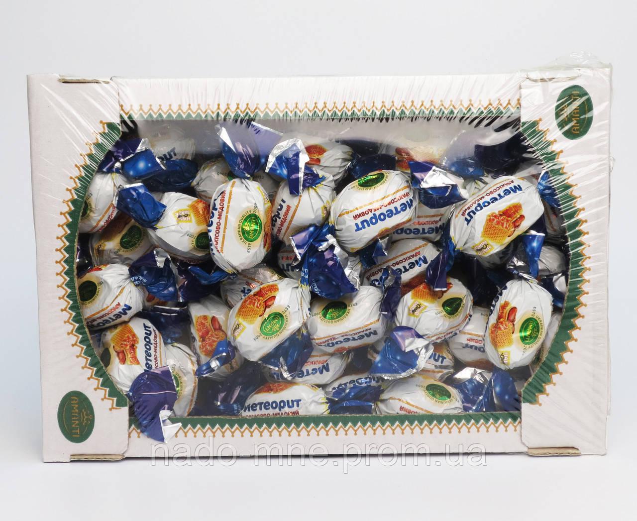 """Конфеты """"Метеорит с арахисом и медом"""", Amanti, Украина, 1 кг."""