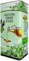 Масло оливковое Olio Extra Verdgine di oliva, 5л