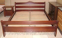 """Кровать для гостиниц """"Грета Вульф"""". Массив - сосна, ольха, береза, дуб., фото 3"""