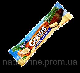 Батончик глазированный с кокосом, VALE Cocos, 25 г