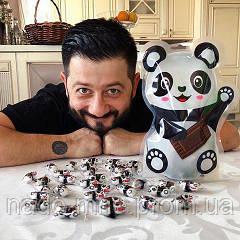 Панда - драже с молочно-шоколадным вкусом, 150 г