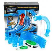 Детская игра трубопроводные гонки 27 деталей Chariots Zipes Speed Pipes