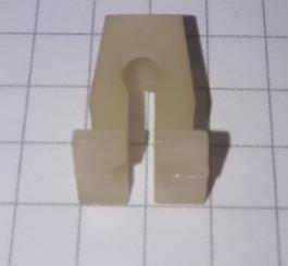 Клипса крепления держатель бампера переднего A11-2804513 Чери Амулет Chery Amulet