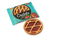 Пиріг CROSTATA полуниця 50 г