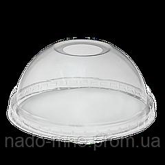 Купольная крышка для стаканов 200, 300, 400, 500 мл, 100 шт в рукаве