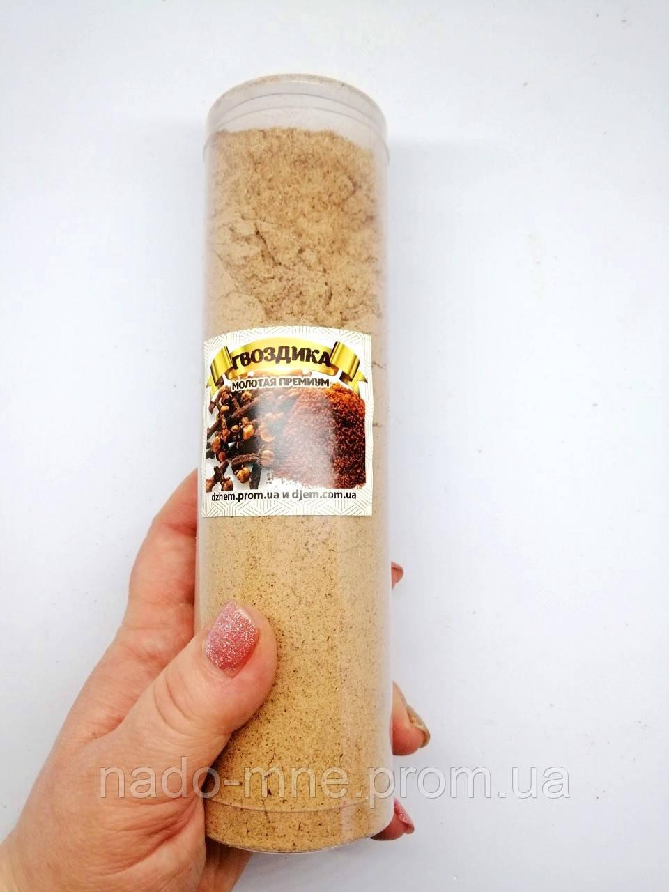 Гвоздика молотая в тубусе, 200 г