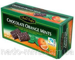 Шоколад з м'ятою і апельсином Chocolate orange mints 200 g