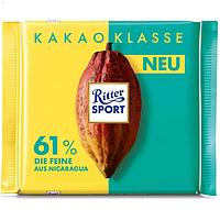 RITTER SPORT KAKAO KLASSE 61 % 100 г