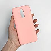 Силиконовый чехол SLIM на Xiaomi Redmi 8 Pink
