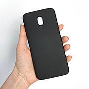 Силиконовый чехол SLIM на Xiaomi Redmi 8A  Black