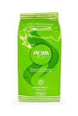 Кава в зернах Pera SUPER CREMA, пакет 1 кг.