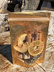 Набор для глинтвейна в большом зип-пакете