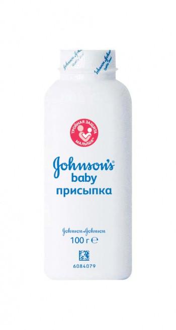 "Присыпка JOHNSON'S® Baby ""Перед сном"" 100 мл."