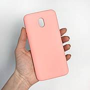 Силиконовый чехол SLIM на Xiaomi Redmi 8A  Pink