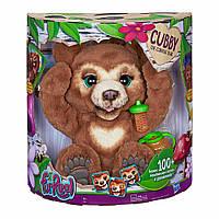Интерактивная игрушка Фуриал Любопытный Медвежонок Кабби / FurReal Friends Cubby The Curious Bear Hasbro