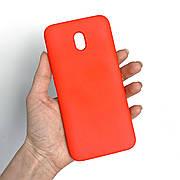 Силиконовый чехол SLIM на Xiaomi Redmi 8A  Red