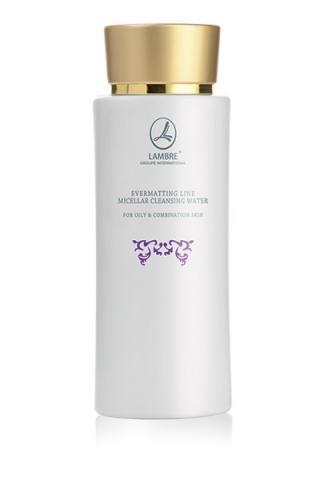 "мицеллярная жидкость для снятия макияжа ""Micellar Cleansing Water "" Ламбре / Lambre"