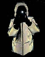 Стильная Зимняя светоотражающая Куртка6РМА