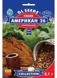 Табак курительный Американ 26, 0.1 г - Семена табака