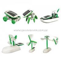 Конструктор на солнечной батарее ( solar kit )