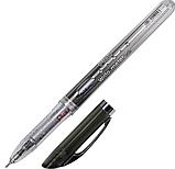 Ручка гелевая Flair 747A черная Writometer gel 1.5км, фото 2