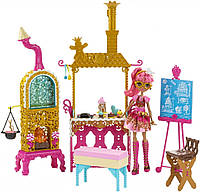 Ever After High Sugar Coated Kitchen with Ginger Breadhouse Set