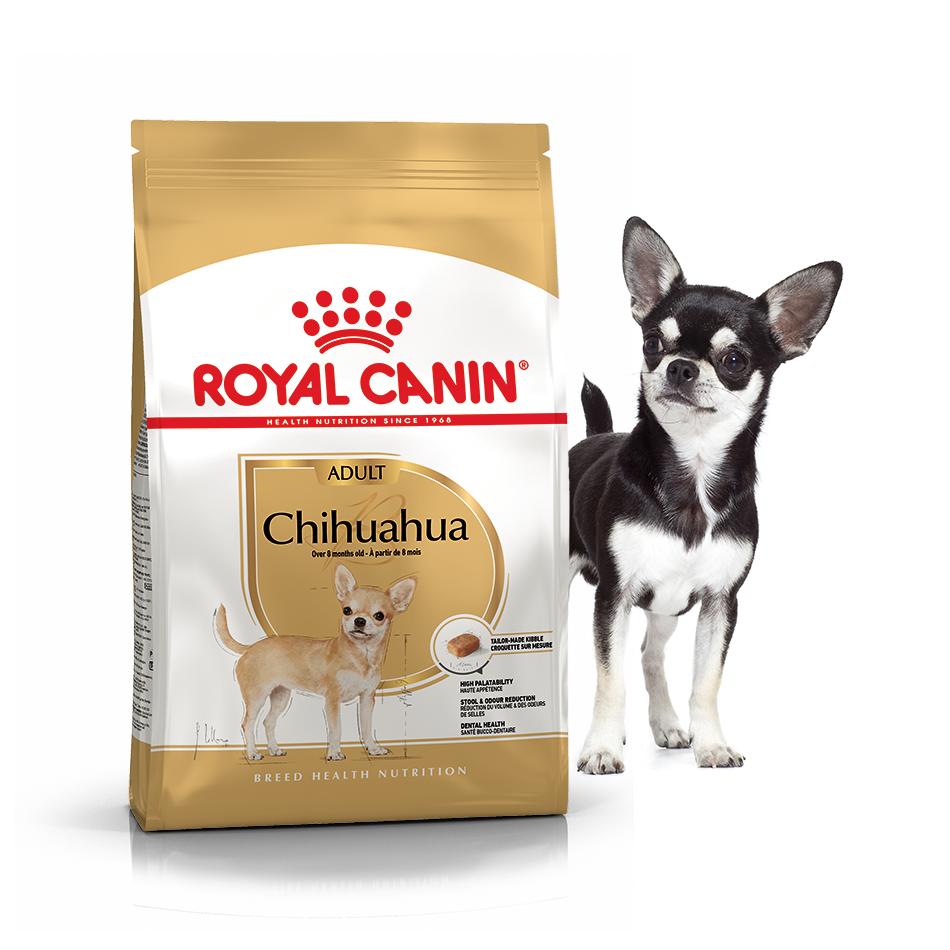 Сухой корм для взрослых собак Чихуахуа Роял Канин Royal Canin CHIHUAHUA ADULT, 500 г