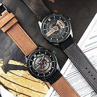Новые Брендовые Мужские механические часы Curren  8301