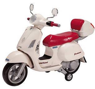 Электромотоцикл Peg-perego VESPA NEW, фото 2