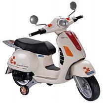 Электромотоцикл Peg-perego VESPA NEW, фото 3