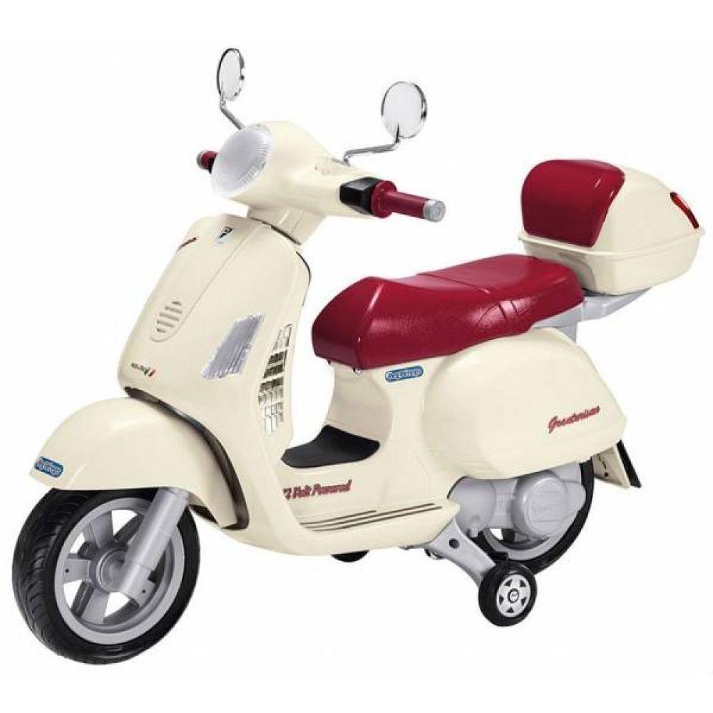 Электромотоцикл Peg-perego VESPA NEW