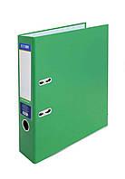 Папка регистратор А4  70 мм Economix зеленая