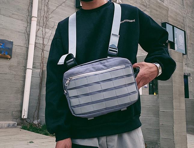 Нагрудная сумка FS-4607-75