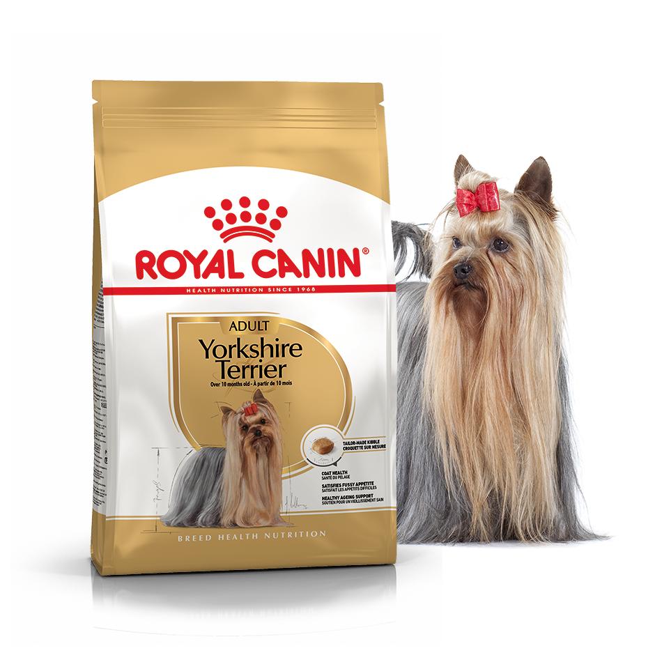 Сухой корм для собак Йоркширский терьер Роял Канин Royal Canin YORKSHIRE ADULT 500 г