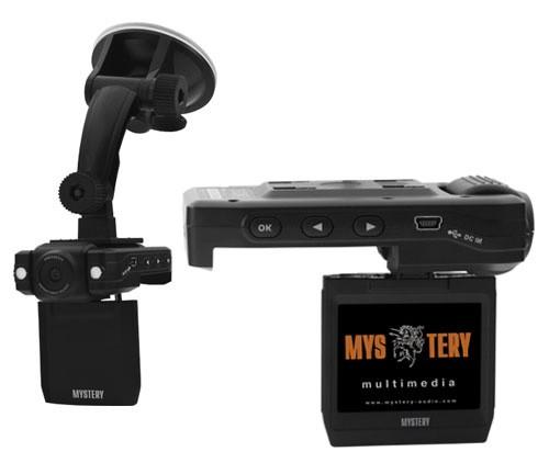 Автомобильный видеорегистратор Mystery MDR-670