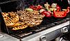 Садовой гриль, барбекю, гриль с коптильной Garden Carbon Grill, фото 5
